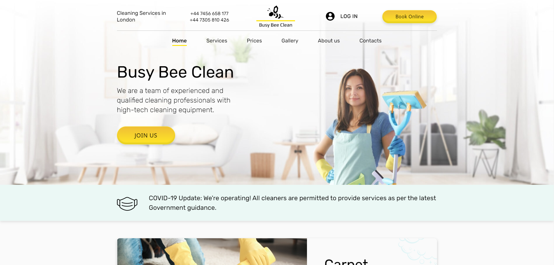 Busy Bee Clean